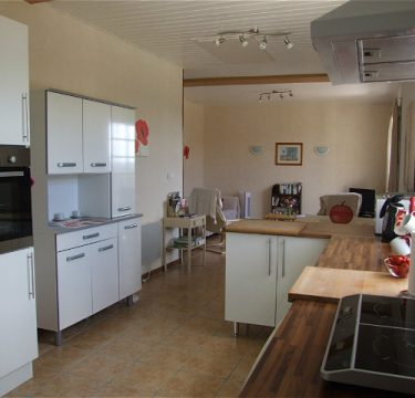Gite Interior 1 Kitchen